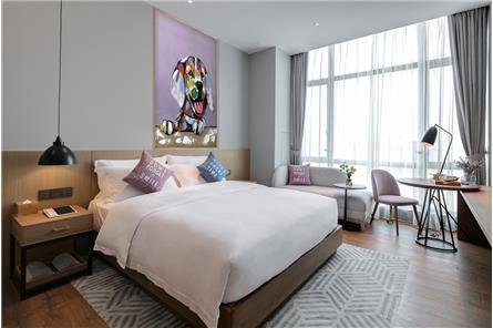 逸盛设计丨中南厦门格雷斯酒店
