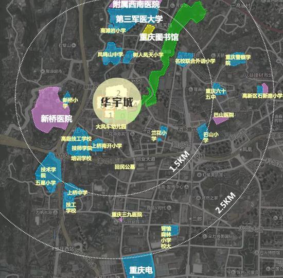 重庆华宇城