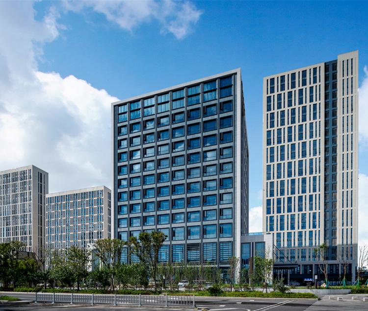 宁波 绿地U+未来中心