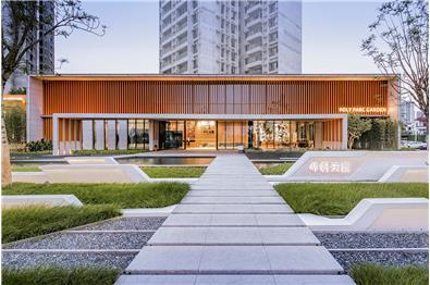 佛山市保利天寰花园景观设计项目