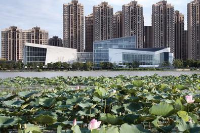 广东佛山三水文化活动中心大剧院