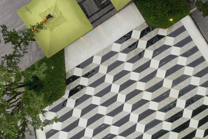 瓷砖—黑白根(黑色)浪花白(白色)凯罗地灰(灰色)