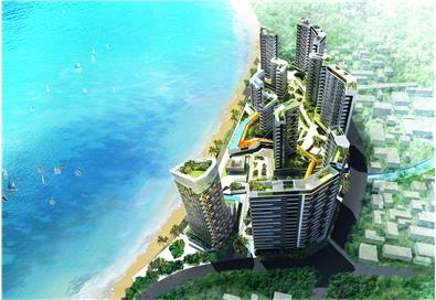 广东惠州霞涌泡泡海项目