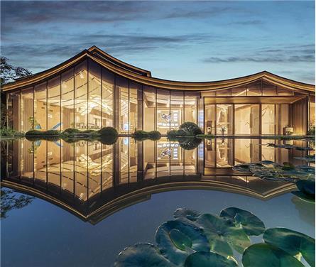 杭州龙湖景粼天著