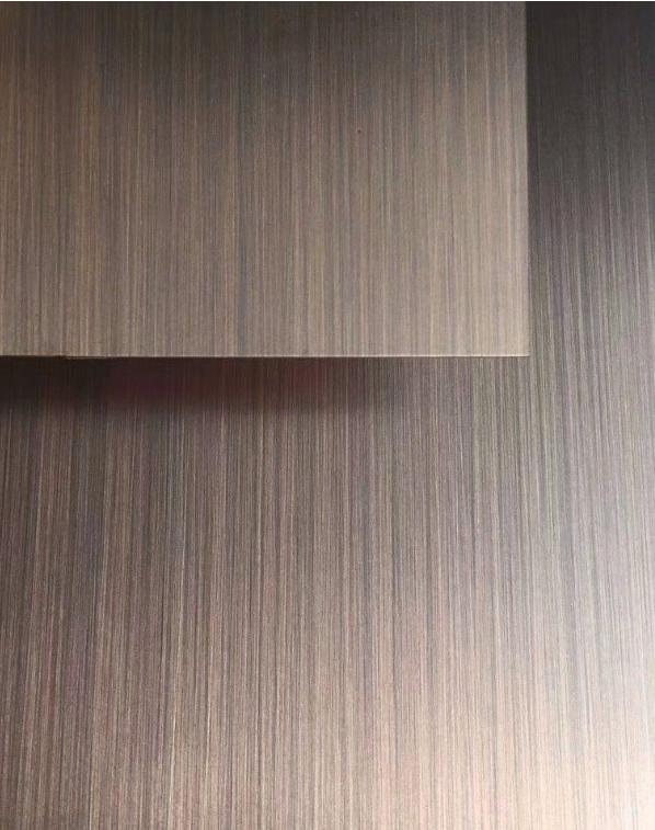 古铜拉丝铝板