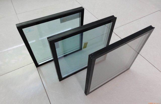 高透白双层LOWE玻璃