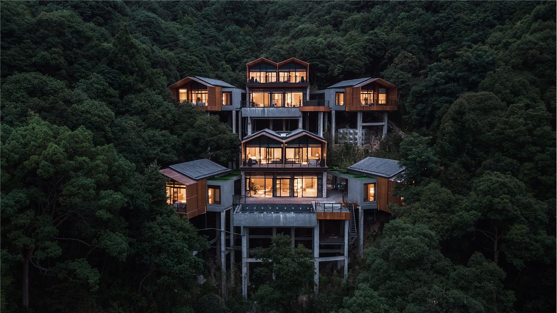 宁海Chedi(安岚)度假酒店建筑设计