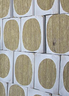 复合岩棉防火保温板