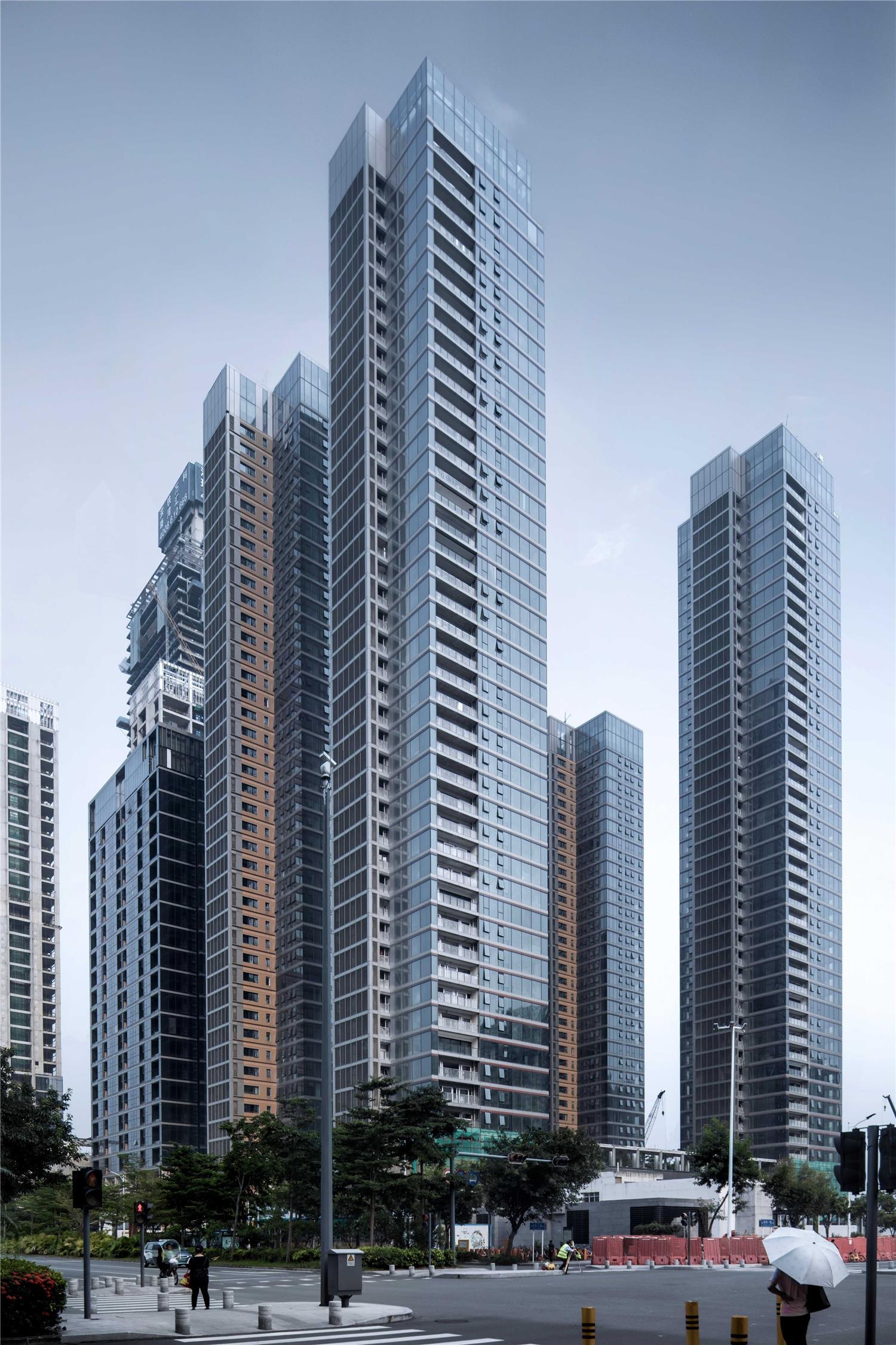深湾瑧湾汇公寓及LOFT办公
