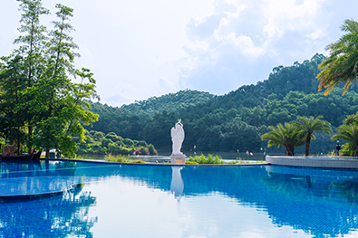 东莞 三正半山温泉酒店度假区