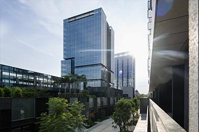 广州南沙金茂湾 T7&T9 写字楼