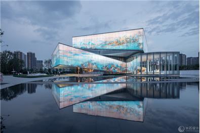深圳世茂深港國際中心展示館