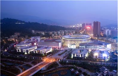 龍巖國際美食城