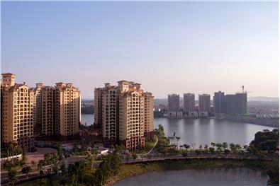 美林湖·天琴半島-花漾灣