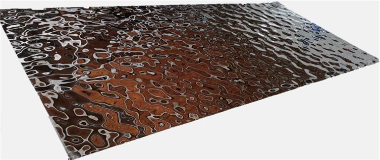水波紋不銹鋼