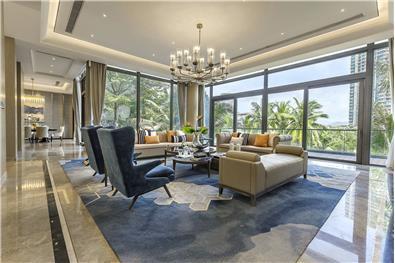 雅居乐清水湾新加坡C型别墅