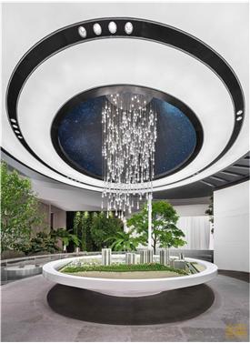 尚石設計丨福晟·中山福晟天地銷售中心