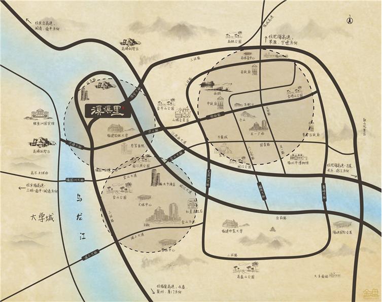 金辉·溪溪里