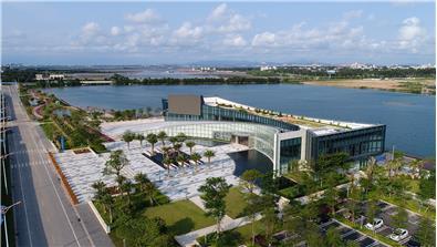 金源海湾文化城项目-游客服务中心