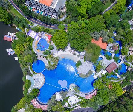 東莞 三正半山酒店溫泉度假區