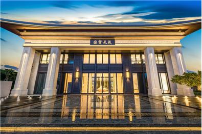 漳州國貿天成營銷中心