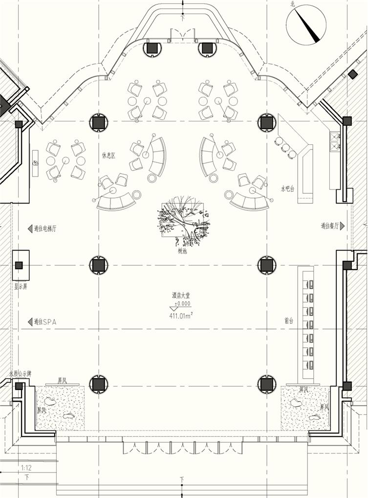 海世界二期公共区域精装修设计