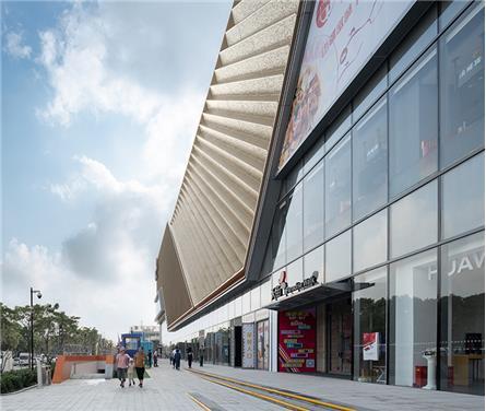龍湖華涇天街商業改造