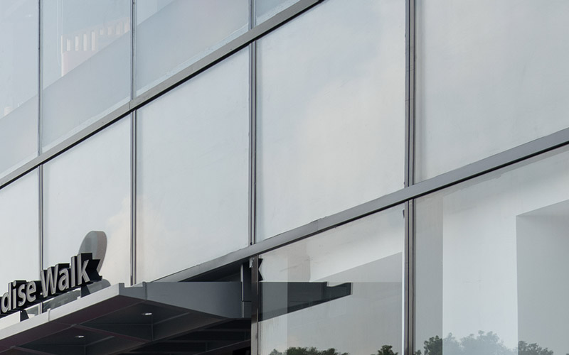超白夾膠玻璃