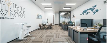 DISTRII金砖大厦办公空间