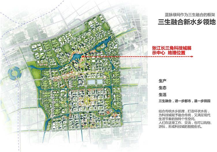 张江长三角科技城展示中心