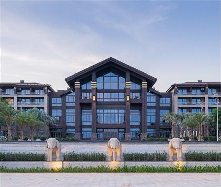 海南诺德丽湖半岛 珺唐酒店