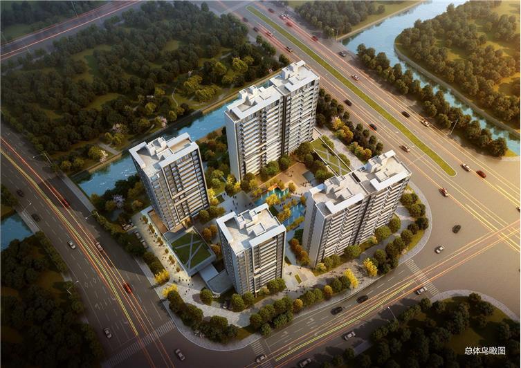 宁波长粼府项目售楼处