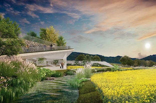 广州白山村智慧农业产业融合孵化园