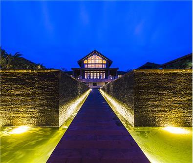 海南諾德麗湖半島 珺唐酒店