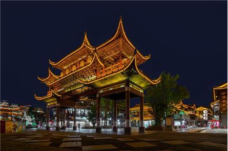 西江千戶苗寨旅游商業街區