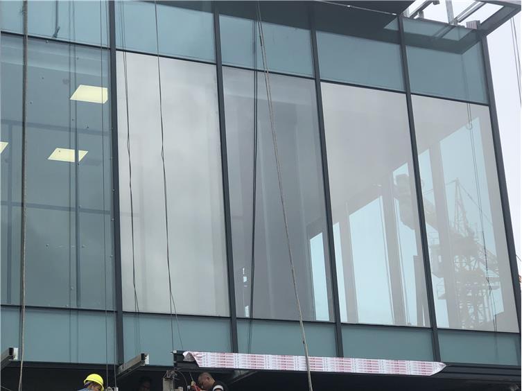 12lowe高透钢化玻璃