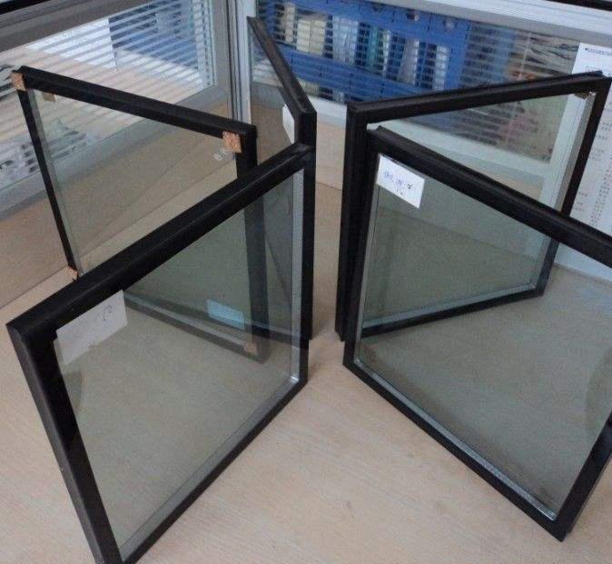 8(LOW-E)+12A+8双银钢化中空玻璃