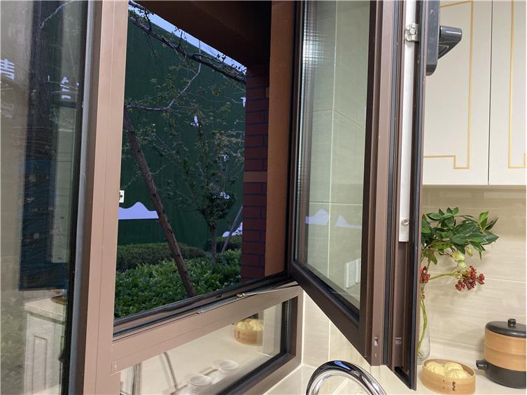 55系列断桥铝门窗