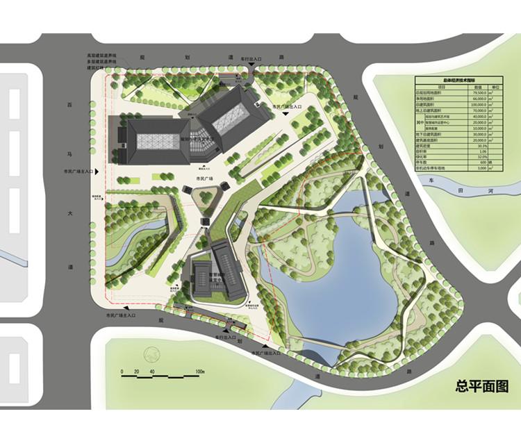贵安新区城市规划与建筑艺术展示馆