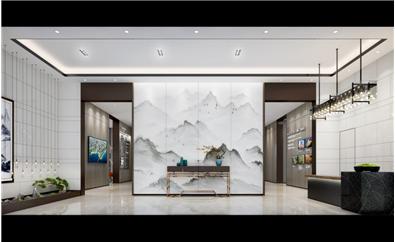 青島 天一仁和 宸璟仟山最佳售樓空間、最佳軟裝空間