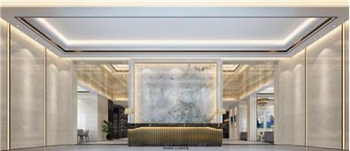 青島 天一仁和 瓏樾雲谷最佳售樓空間、最佳軟裝空間