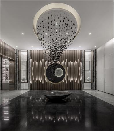 青岛 天一仁和 宸璟都会最佳售楼空间、最佳软装空间