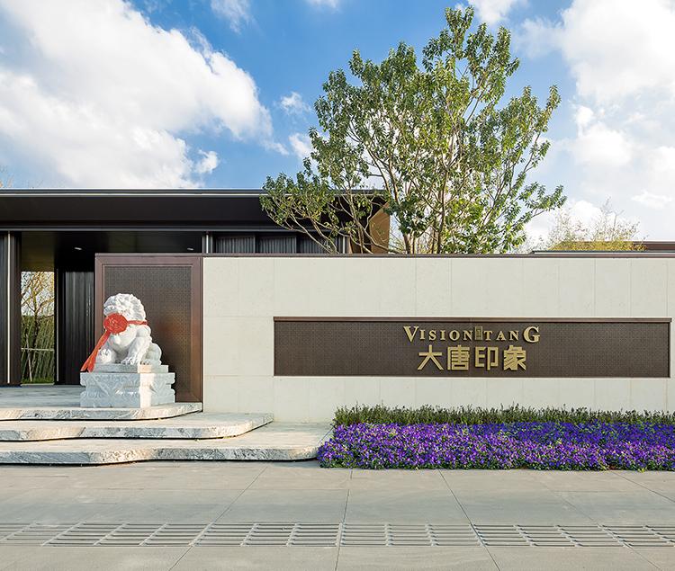 柳州 大唐印象实景展示区