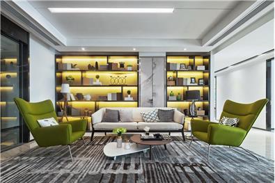 出則繁華·入則寧靜丨華宇旭輝大廈寫字樓設計 | 殊眾設計