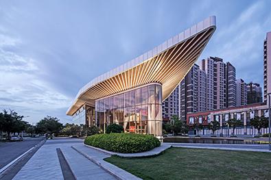 茂名保利大都会城市展示中心