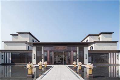 柏境設計  |  中梁金地 · 西江悅營銷中心