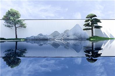 成都碧桂園·錦樾府展示區