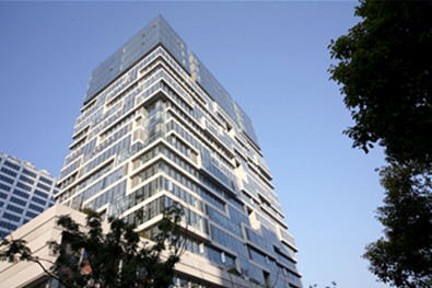 上海证大立方大厦