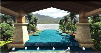 西山泉国际养生旅游文化度假综合区