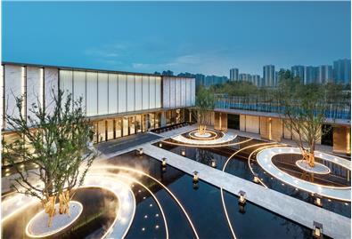亳州谯城万达·珑悦湾展示中心